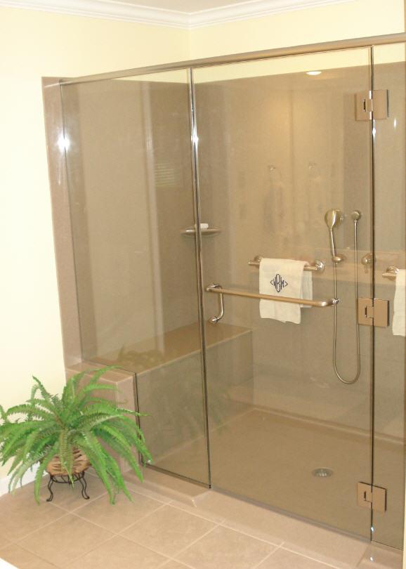 Walk In Shower | McCray Builders